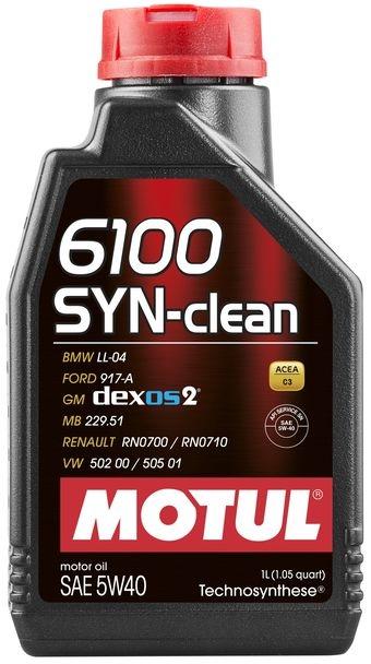 6100 SYN-CLEAN SAE 5W40 (1L)